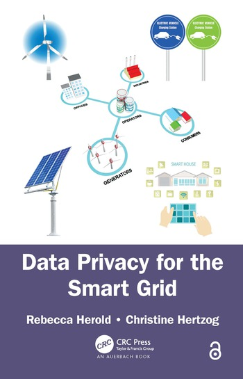 Data Privacy for the Smart Grid book cover