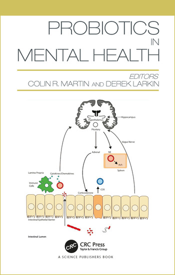 Probiotics in Mental Health book cover