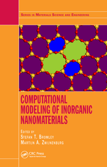 Computational Modeling of Inorganic Nanomaterials book cover