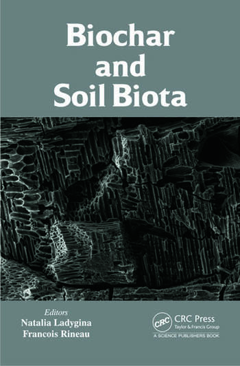 Biochar and Soil Biota book cover