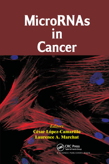 MicroRNAs in Cancer book cover