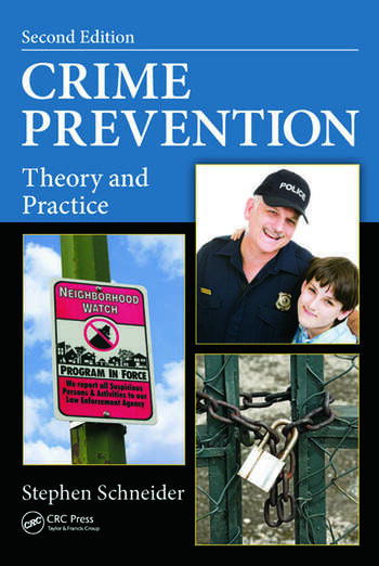 Crime Prevention Theory and Practice, Second Edition book cover