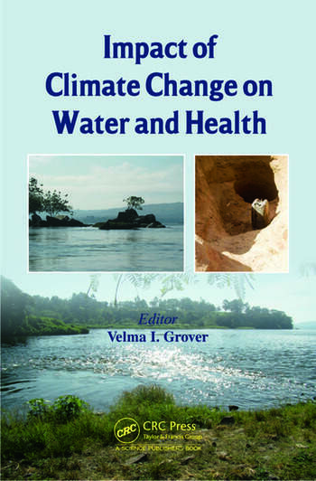 Impact of Climate Change on Water and Health book cover