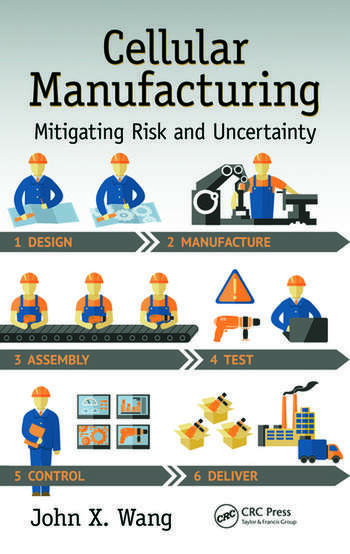 Cellular Manufacturing Mitigating Risk and Uncertainty book cover