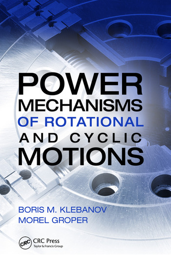 Power Mechanisms of Rotational and Cyclic Motions book cover