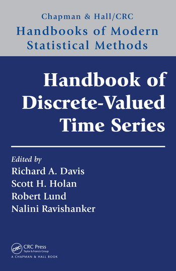 Handbook of Discrete-Valued Time Series book cover