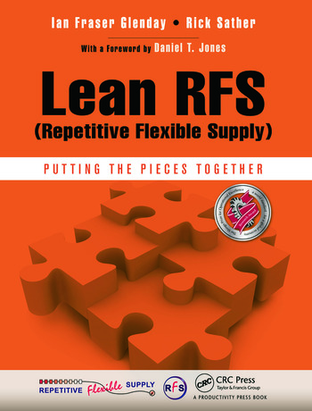 Lean RFS (Repetitive Flexible Supply) Putting the Pieces Together book cover