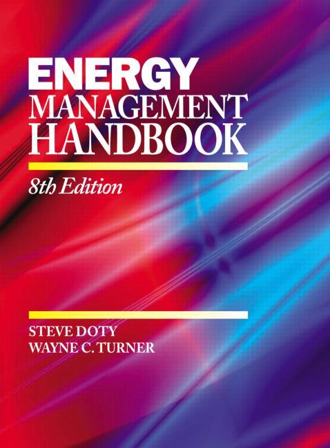 Energy Management Handbook, Eighth Edition book cover