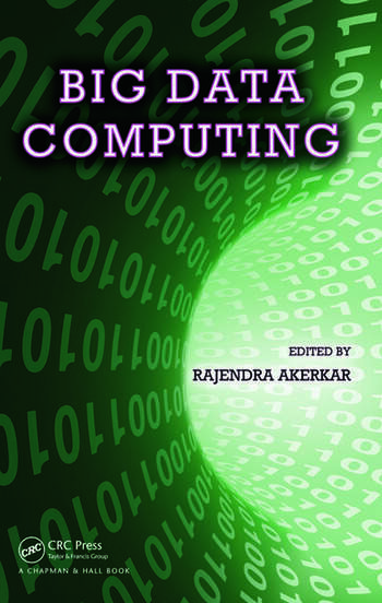 Big Data Computing book cover