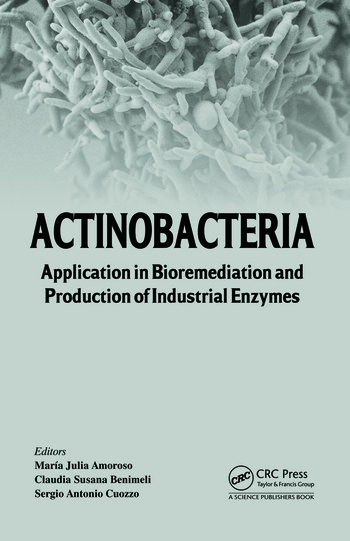 Actinobacteria Application in Bioremediation and Production of Industrial Enzymes book cover