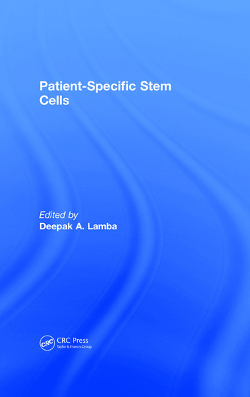 Patient-Specific Stem Cells book cover
