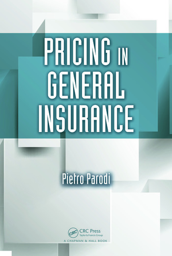 Pricing in General Insurance book cover