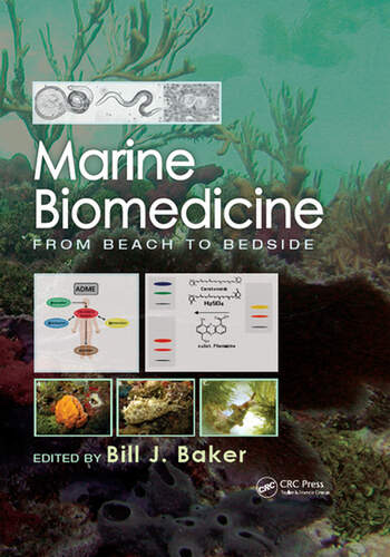 Marine Biomedicine From Beach to Bedside book cover