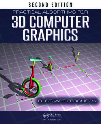 Practical Algorithms for 3D Computer Graphics, Second Edition book cover