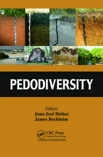 Pedodiversity book cover