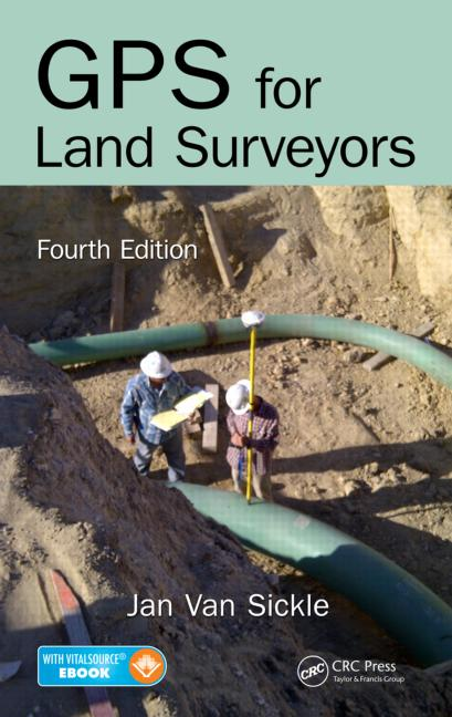 GPS for Land Surveyors, Fourth Edition book cover