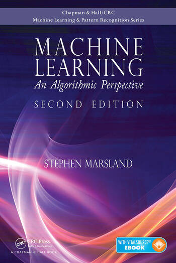 Machine Learning An Algorithmic Perspective, Second Edition book cover