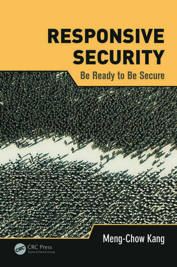 Responsive Security Be Ready to Be Secure book cover