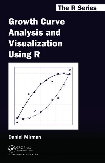 Growth Curve Analysis and Visualization Using R book cover