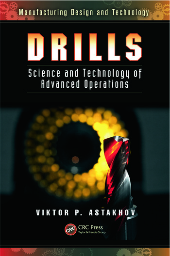 Drills Science and Technology of Advanced Operations book cover