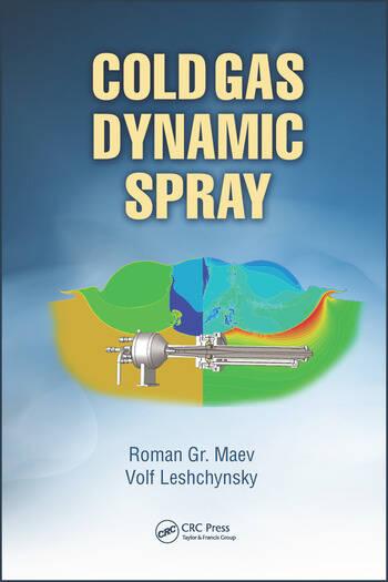Cold Gas Dynamic Spray book cover