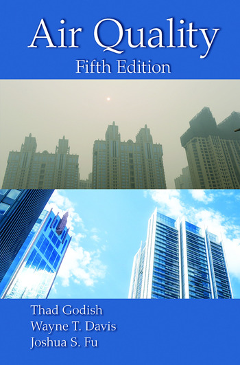 Air Quality, Fifth Edition book cover