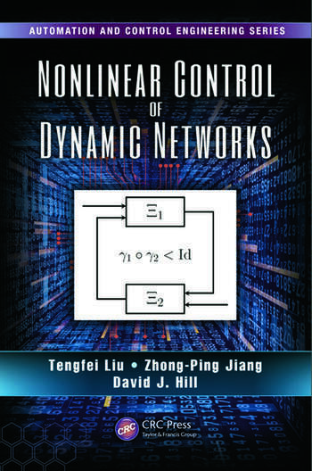 Nonlinear Control of Dynamic Networks book cover