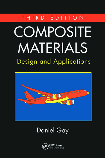 Composite Materials Design and Applications, Third Edition book cover
