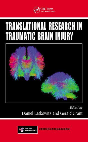 Translational Research in Traumatic Brain Injury book cover