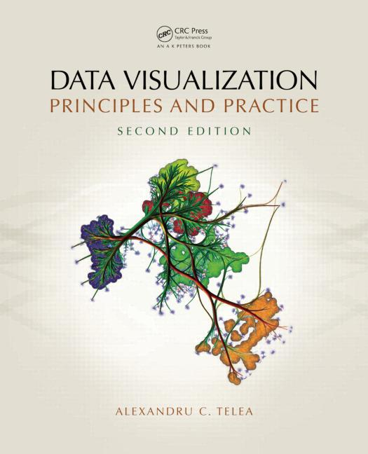 Data Visualization Principles and Practice, Second Edition book cover