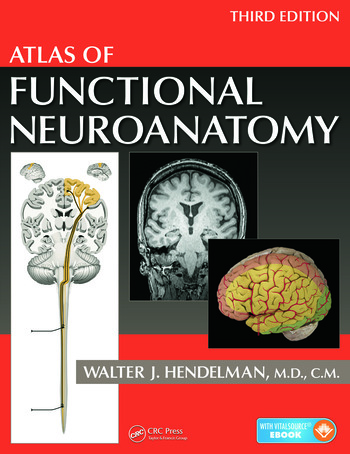 Atlas of Functional Neuroanatomy book cover