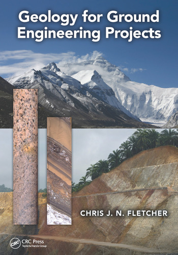 Geology for Ground Engineering Projects book cover