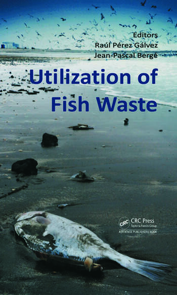 Utilization of Fish Waste book cover