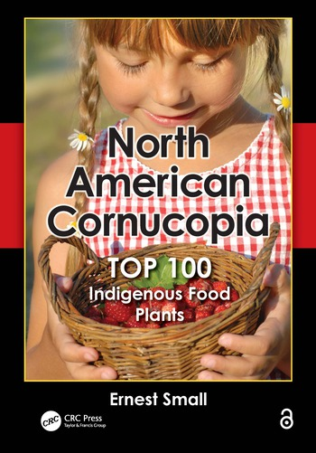 North American Cornucopia Top 100 Indigenous Food Plants book cover