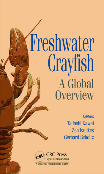 Freshwater Crayfish A Global Overview book cover