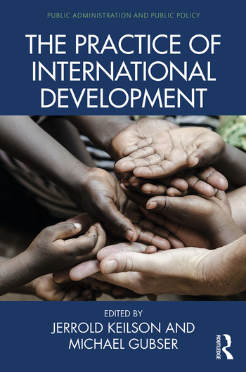 The Practice of International Development book cover