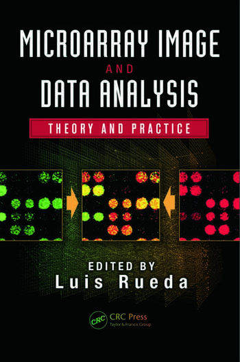 Microarray Image and Data Analysis Theory and Practice book cover