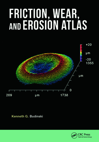 Friction, Wear, and Erosion Atlas book cover