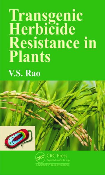 Transgenic Herbicide Resistance in Plants book cover
