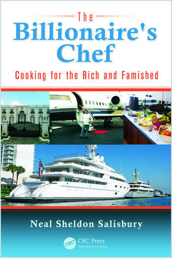 The Billionaire's Chef Cooking for the Rich and Famished book cover