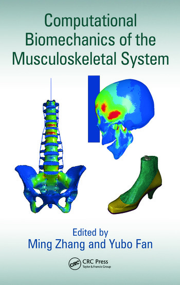 Computational Biomechanics of the Musculoskeletal System book cover