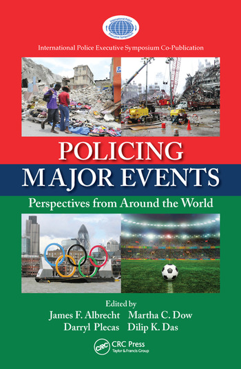 Policing Major Events Perspectives from Around the World book cover