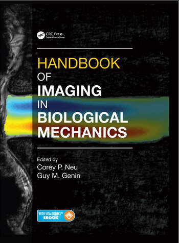 Handbook of Imaging in Biological Mechanics book cover