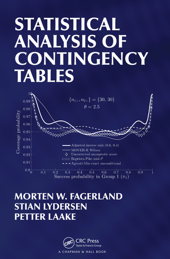 Statistical Analysis of Contingency Tables book cover