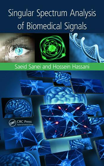 Singular Spectrum Analysis of Biomedical Signals book cover