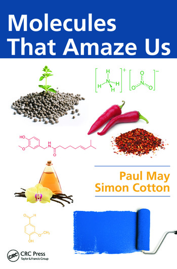 Molecules That Amaze Us book cover