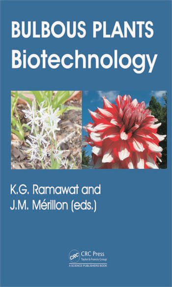 Bulbous Plants Biotechnology book cover