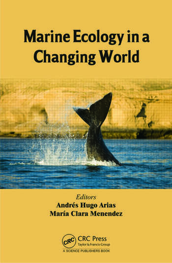 Marine Ecology in a Changing World book cover
