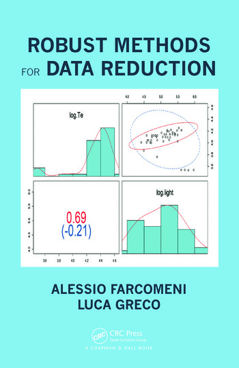 Robust Methods for Data Reduction book cover