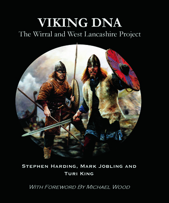 Viking DNA The Wirral and West Lancashire Project book cover